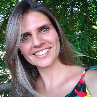 Professora de Dança Josiane Tonetti